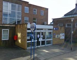Daventry police station