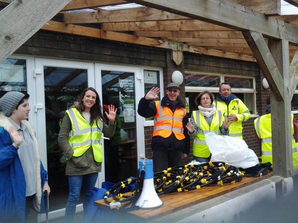 Grange Community Clear Up 2