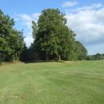 The Grange estate field