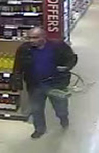Distraction theft in Waitrose Daventry