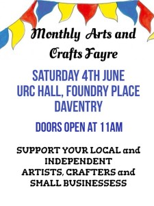 Free events in Daventry