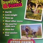 Mums bums and tums