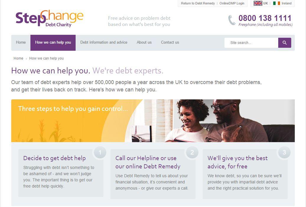 Free Debt Advice