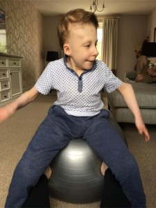Ethan's wheelchair fund